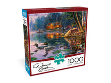 Load image into Gallery viewer, Early Reflections 1000 Piece Puzzle