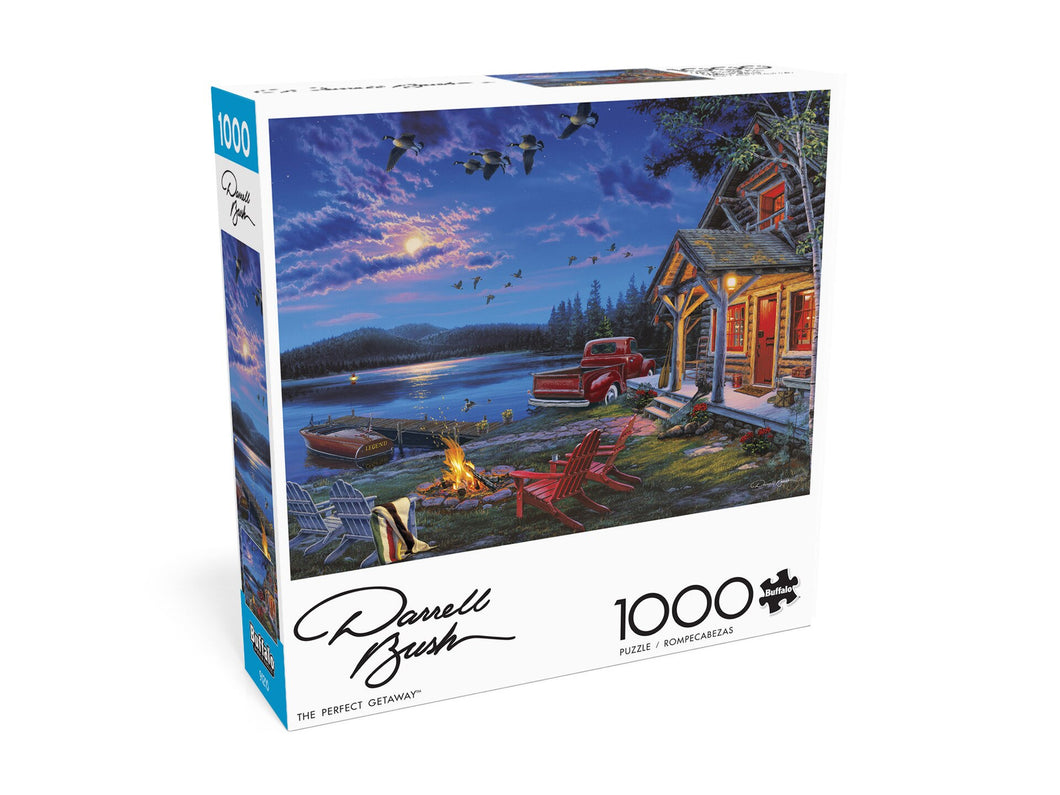 The Perfect Getaway 1000 Piece Puzzle