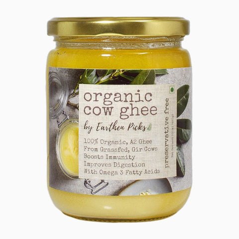 Eathern Picks - Organic Cow Ghee