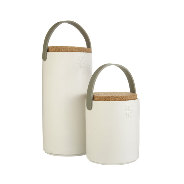 HIDE-IT Storage Jars by Halskov & Dalsgaard
