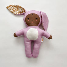 Load image into Gallery viewer, Purple Organic Bunny Baby