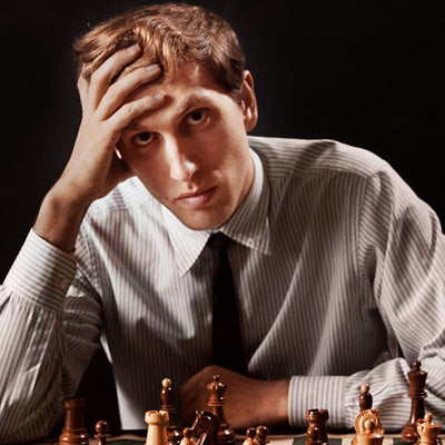 The Great American Chess Hero, Bobby Fischer
