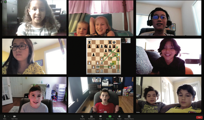 Join the best online chess club for kids!
