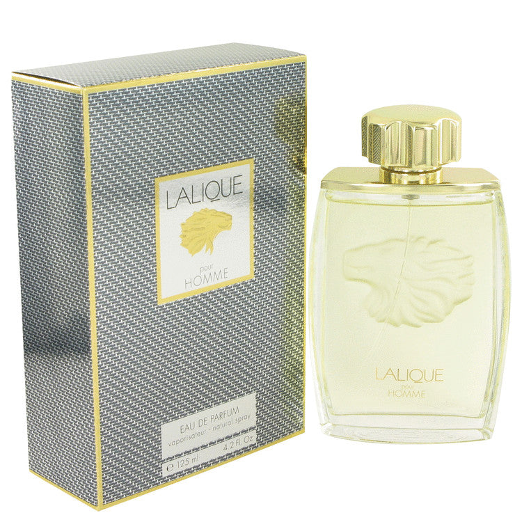 LALIQUE by Lalique Eau De Parfum Spray 4.2 oz for Men