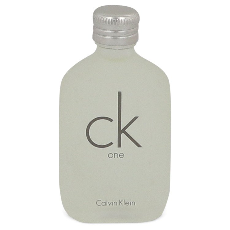 CK ONE by Calvin Klein Eau De Toilette Spray (Unisex) .5 oz for Men
