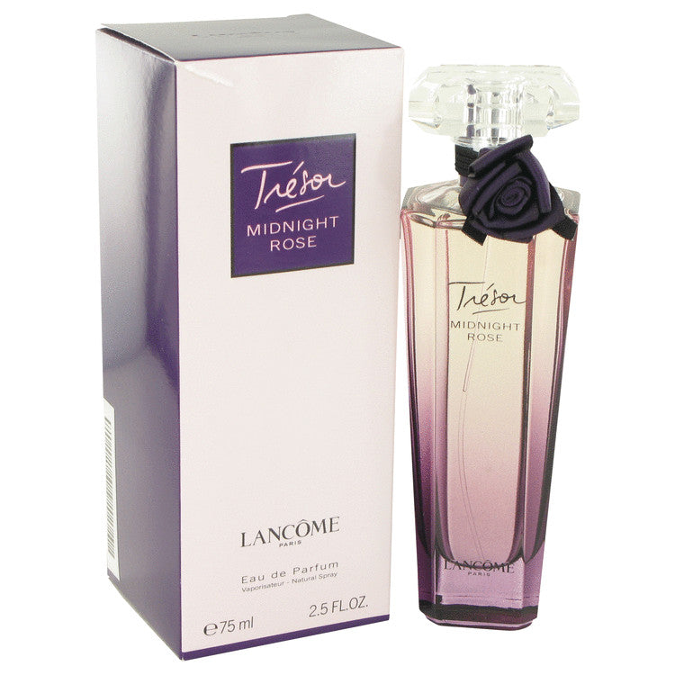 Tresor Midnight Rose by Lancome Eau De Parfum Spray 2.5 oz for Women