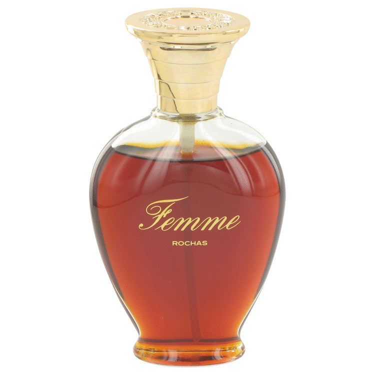 FEMME ROCHAS by Rochas Eau De Toilette Spray (unboxed) 3.4 oz for Women