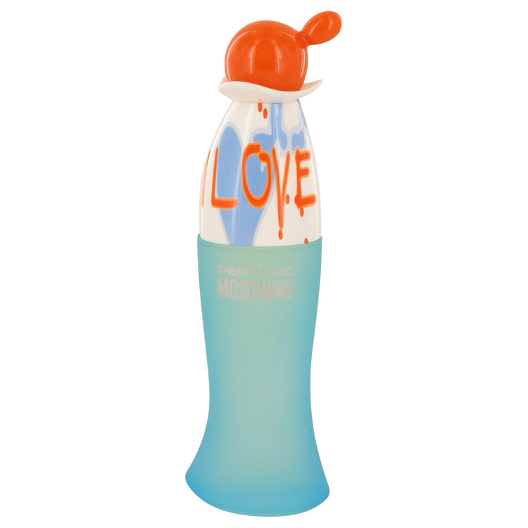 I Love Love by Moschino Eau De Toilette Spray (unboxed) 3.4 oz for Women