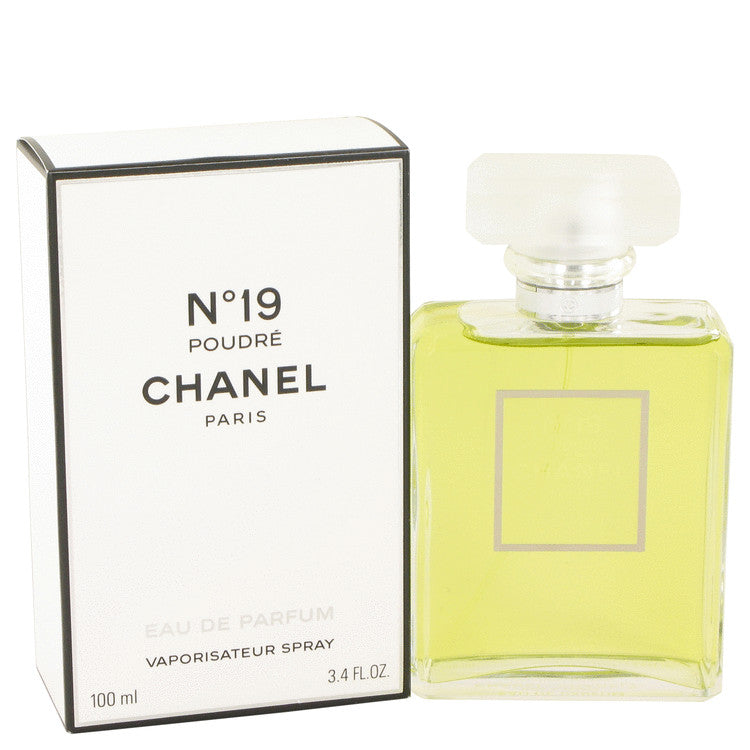 CHANEL 19 by Chanel Eau De Parfum Spray 3.3 oz for Women