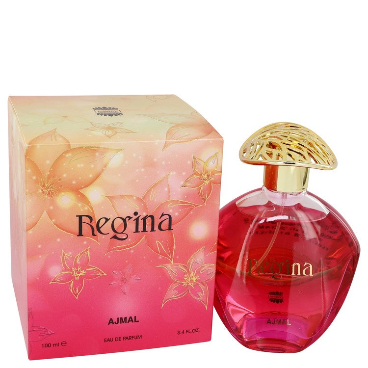 Ajmal Regina by Ajmal Eau De Parfum Spray 3.4 oz for Women