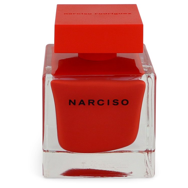 Narciso Rodriguez Rouge by Narciso Rodriguez Eau De Parfum Spray (unboxed) 3 oz for Women