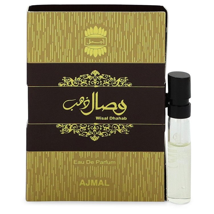 Wisal Dhahab by Ajmal Vial (sample) .05 oz for Women