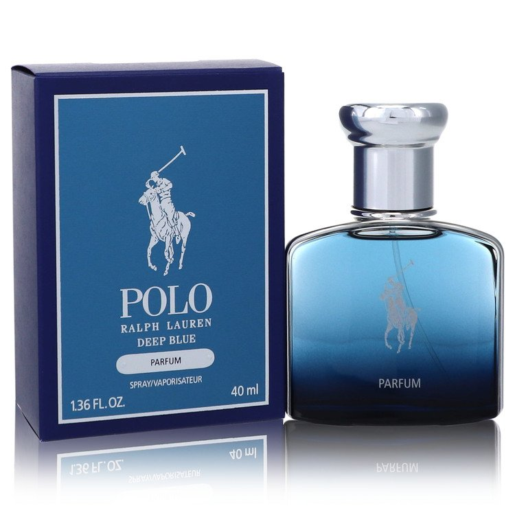 Polo Deep Blue Parfum by Ralph Lauren Parfum 1.36 oz for Men