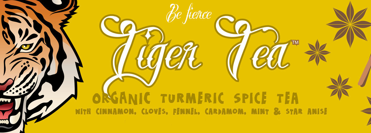 Link to Tiger Tea turmeric tea products