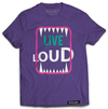 T-shirt Blog Nice Tees Features SOULSKY's Live Loud Tee