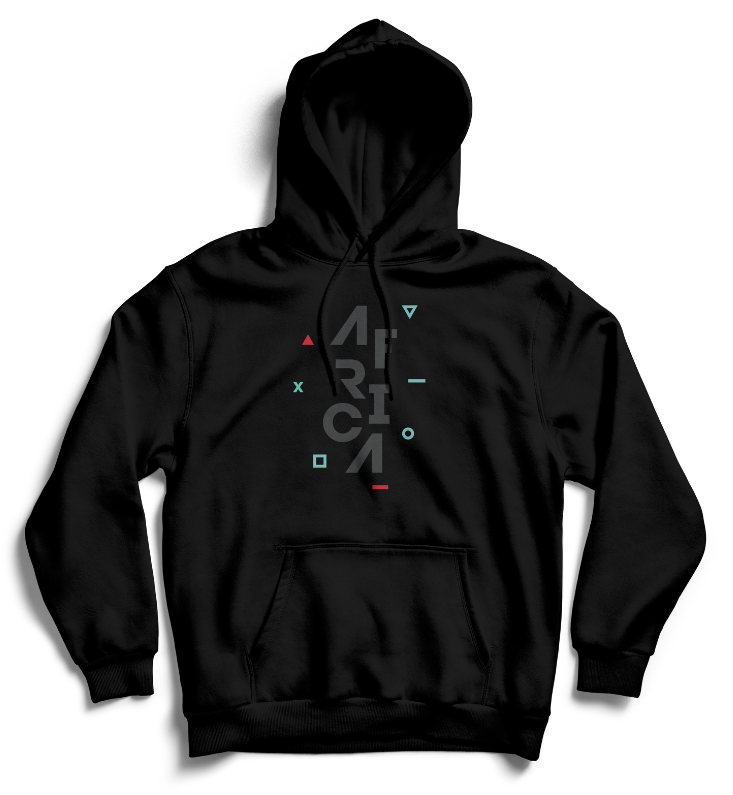 AFRICA IS THE FUTURE Hoodie