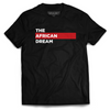 THE AFRICAN DREAM Tee - Black - SOULSKY