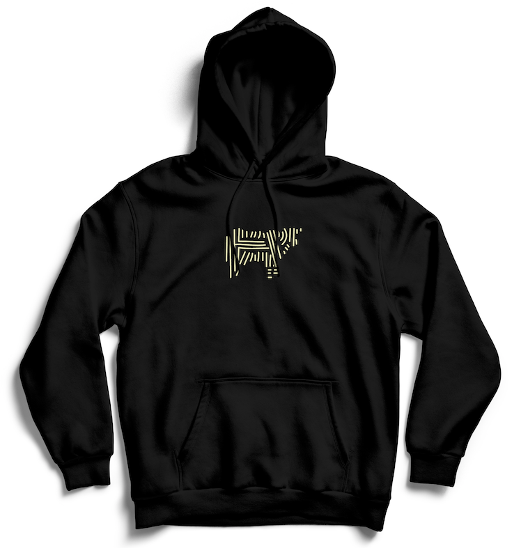 HOLY COW Hoodie - SOULSKY