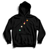 NEVER GIVE UP Hoodie - SOULSKY
