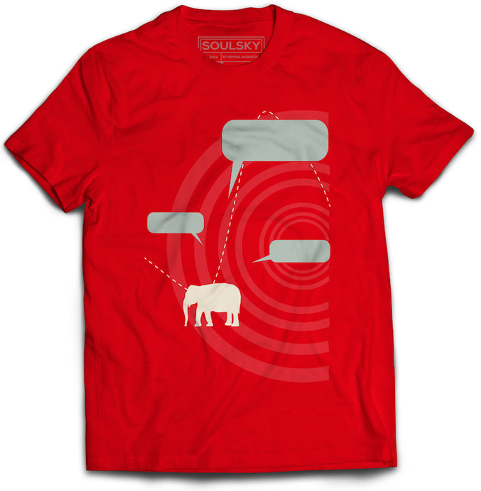 EXPRESS YOURSELF Tee - SOULSKY