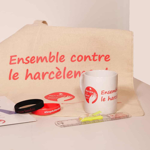 Pack Ensemble Contre Le Harcèlement - Marion La Main Tendue