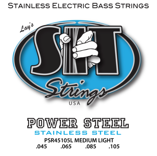 SIT POWER STEEL STAINLESS STEEL BASS PSR45105L