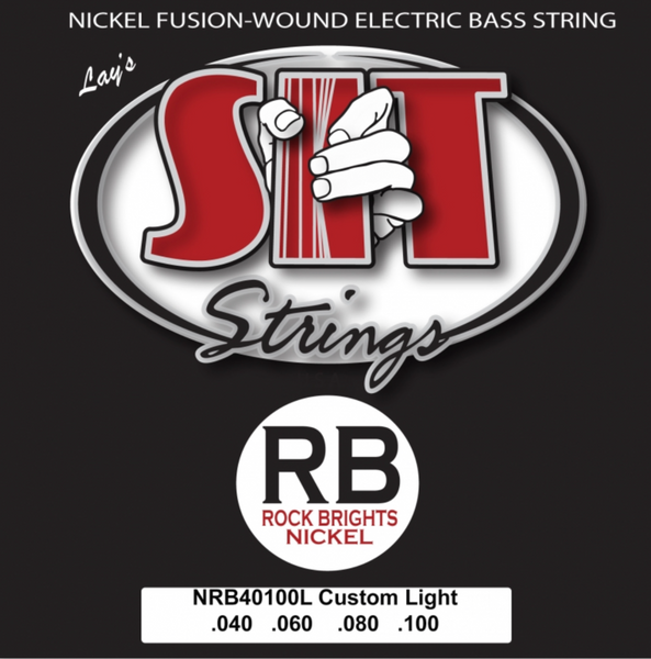 RB NICKEL BASS CUSTOM LIGHT