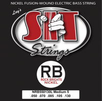 RB NICKEL BASS 5-STRING MEDIUM