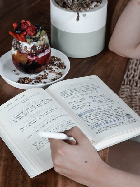 3 Reasons to Keep a Food Journal