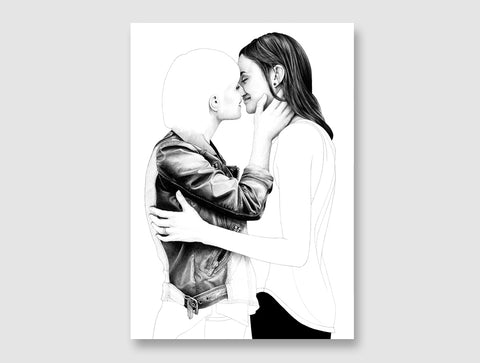 'Love Wins' - Fine Art Print