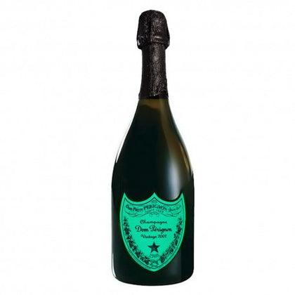 DOM PERIGNON ETIQUETA LUMINOUS 750ML.