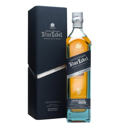 JOHNNIE WALKER BLUE LABEL PORSCHE LIMITED EDITION