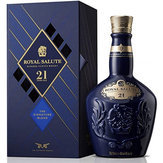 ROYAL SALUTE 21 AÑOS 700ML