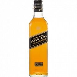 JOHNNIE WALKER BLACK LABEL 200ML.
