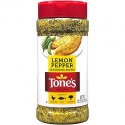 TONES LEMON PEPPER 95 GR.