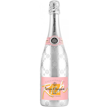 CHAMPAGNE VEUVE CLICQUOT VCP RICH ROSE 750ML.