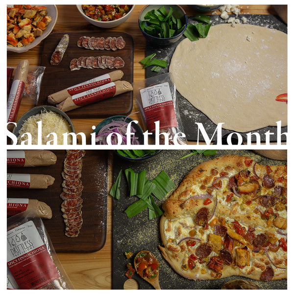Salami of the Month