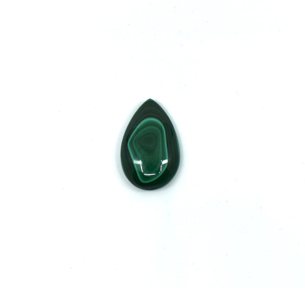 Malachite Teardrop Small