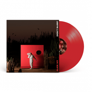 Alice Ivy | Don't Sleep Limited Edition Red (Vinyl)