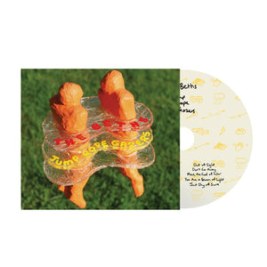 The Beths | Jump Rope Grazers (CD)