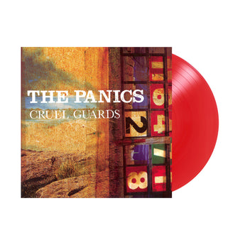 The Panics | Cruel Guards (Red Vinyl) PRE-ORDER