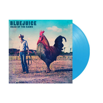 Bluejuice | Head of the Hawk (Cyan Blue Vinyl) PRE-ORDER