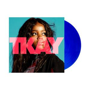 Tkay Maidza | Tkay (Transparent Electric Blue Vinyl)