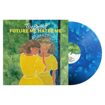 The Beths | Future Me Hates Me (Cloudy Blue Vinyl)