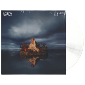 London Grammar | Californian Soil (Transparent White Vinyl)