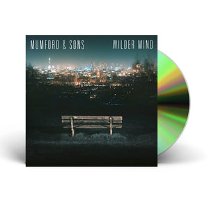 Mumford & Sons | Wilder Mind (Deluxe CD)
