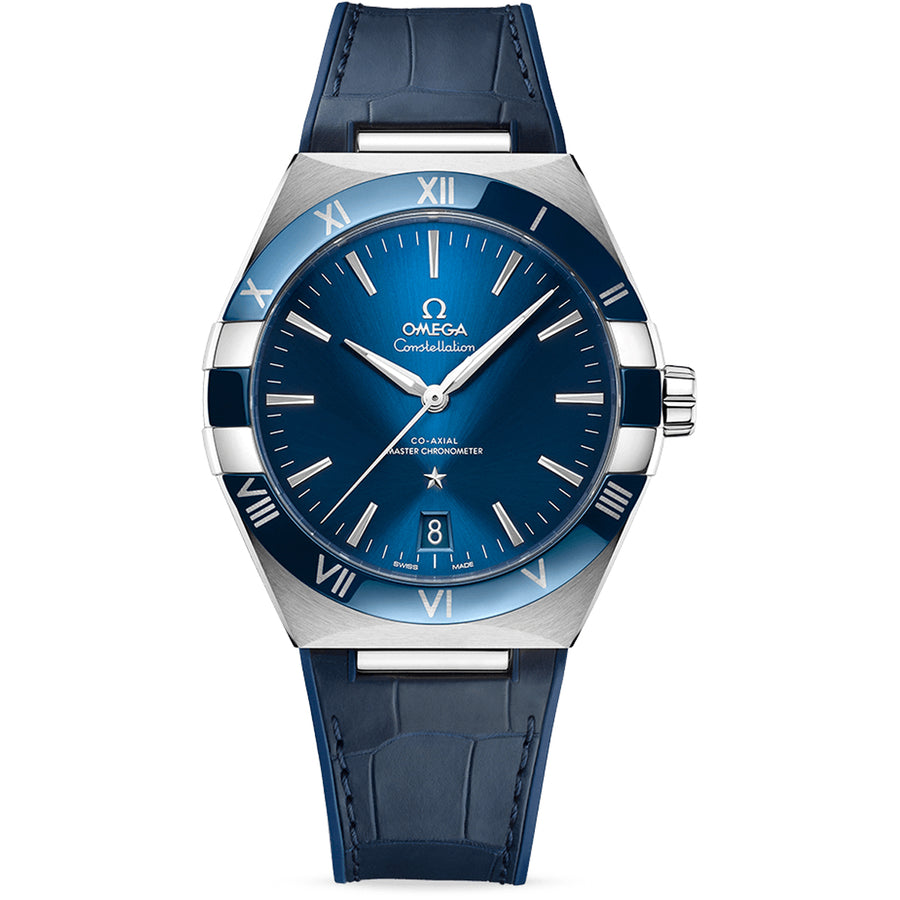 Omega Constellation Co-Axial Master Chronometer 41mm- 131.33.41.21.03.001