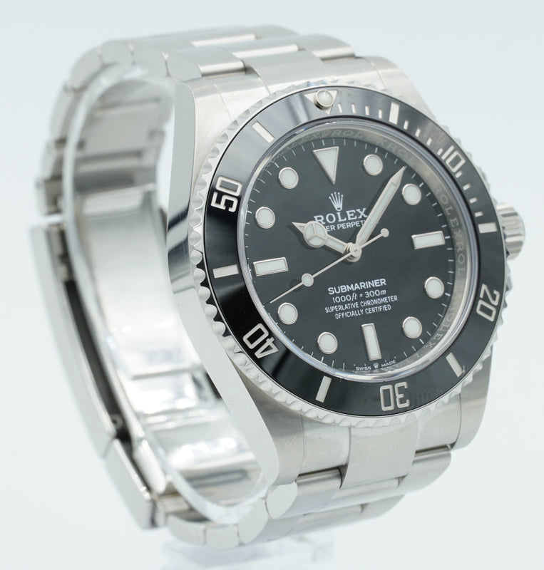 Rolex Submariner 124060 No-Date - 41mm