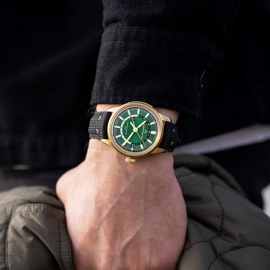 Freedom 60 GMT Forest Green Limited Edition- NNZ2100ZG/E215