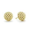 Signature Caviar beading forms these classic 18K gold earrings. Finished with 18K gold post-backs.18K Gold18K Gold PostDiameter 12mmStyle #: 01-10504-S